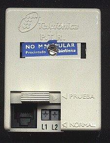 PTR de Teléfonica